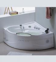Golden Frog Гидромассажная ванна угловая GF-811_0