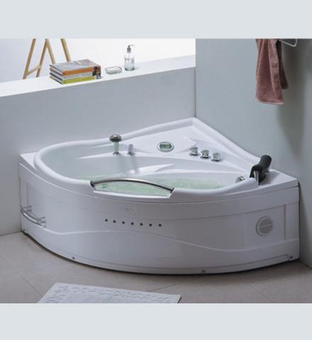Golden Frog Гидромассажная ванна угловая GF-812