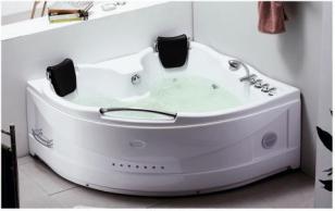Golden Frog Гидромассажная ванна угловая GF-821_0