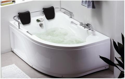 Golden Frog Гидромассажная ванна угловая GF-822