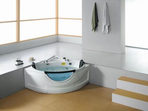 Golden Frog Гидромассажная ванна угловая WS-135135
