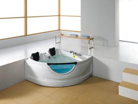 Golden Frog Гидромассажная ванна угловая WS-150150
