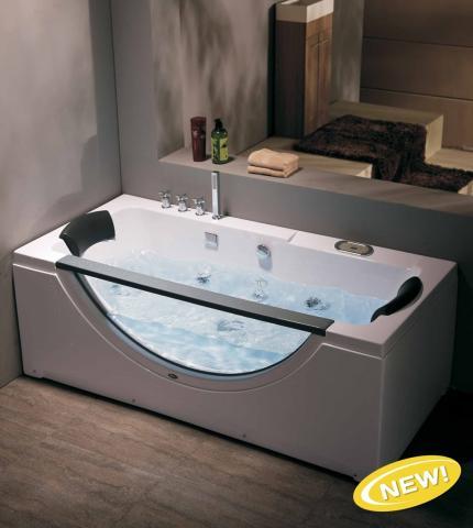 Golden Frog Гидромассажная ванна прямоугольная GF-835