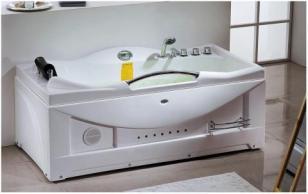 Golden Frog Гидромассажная ванна прямоугольная GF-808_0