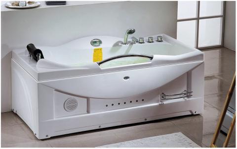 Golden Frog Гидромассажная ванна прямоугольная GF-808