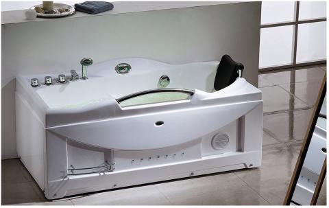 Golden Frog Гидромассажная ванна прямоугольная GF-809