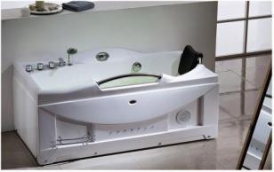 Golden Frog Гидромассажная ванна прямоугольная GF-810_0