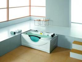 Golden Frog Гидромассажная ванна прямоугольная_1