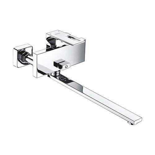 WasserKRAFT Alme 1502L Смеситель для ванны с длинным изливом