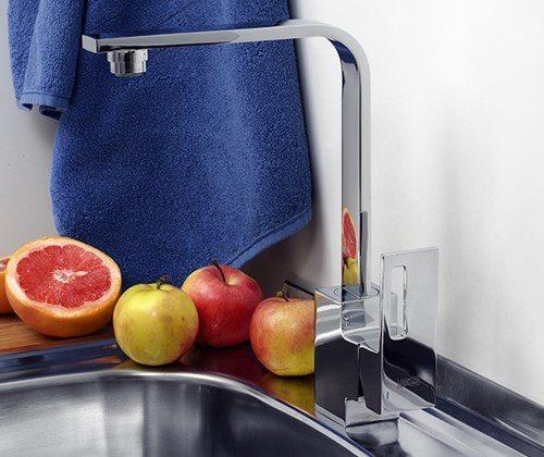 WasserKRAFT Alme 1507 Смеситель для кухни