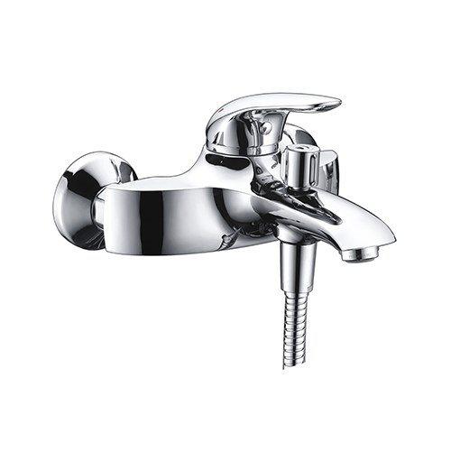 WasserKRAFT Rossel 2801 Смеситель для ванны с коротким изливом