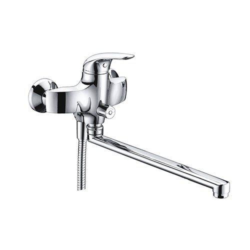 WasserKRAFT Rossel 2802L Смеситель для ванны с длинным изливом