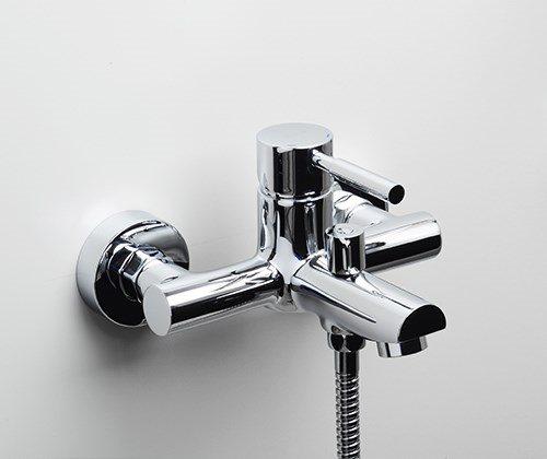 WasserKRAFT Main 4101 Смеситель для ванны с коротким изливом