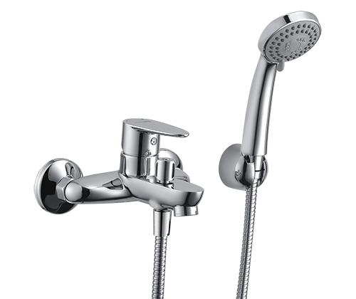 WasserKRAFT Leine 3501 Смеситель для ванны с коротким изливом