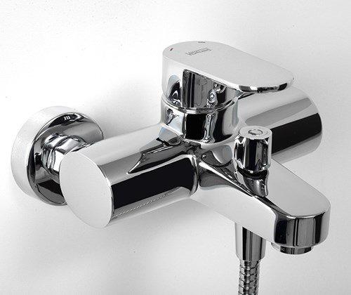 Смеситель WasserKRAFT Donau 5301 ванны с коротким изливом