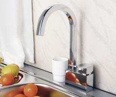WasserKRAFT Aller 1067 Смеситель для кухни_1