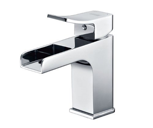 WasserKRAFT Aller 1069 Каскадный смеситель для умывальника