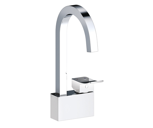 Смеситель WasserKRAFT Aller 1067WHITE кухни
