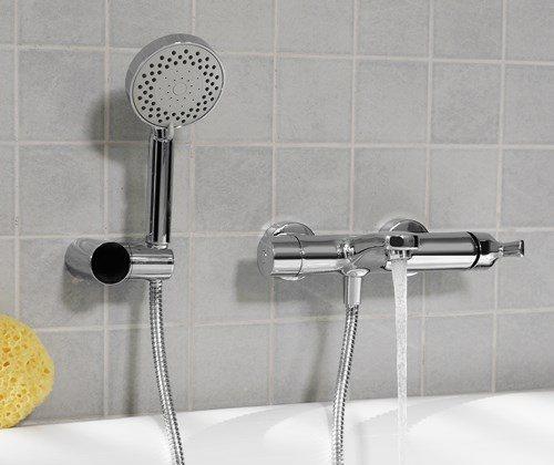 WasserKRAFT Berkel 4801 Смеситель для ванны с коротким изливом