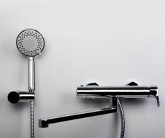 WasserKRAFT Berkel 4802L Смеситель для ванны с длинным изливом_1