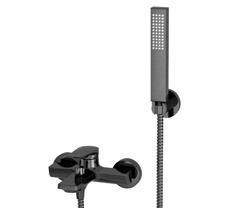 Смеситель WasserKRAFT Wiese 8401 ванны с коротким изливом