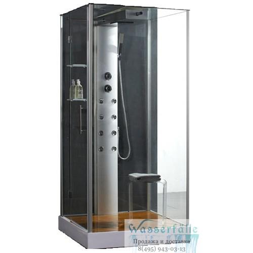 Душевая кабина премиум Wasserfalle W-6002-A 900х900х2150