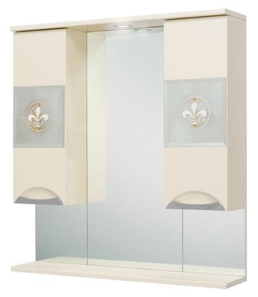 Шкаф-зеркало Onika ФЛОРЕНА 105.02 Белый 1050х170х850