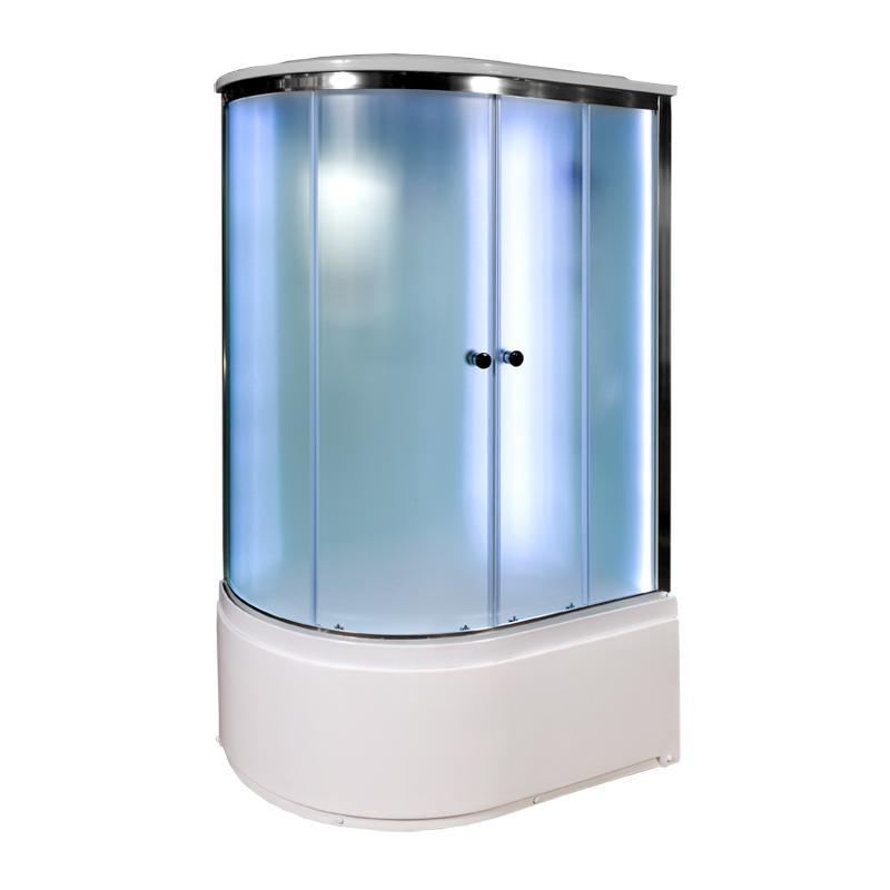 Душевая кабина Deto D08S LED 800*800*2200