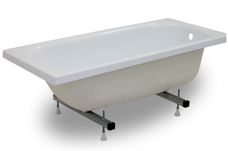 Акриловая ванна Triton Ультра 140 1400x700x420мм