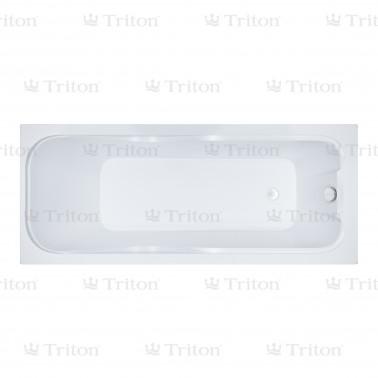 Акриловая ванна Triton комплект Катрин 1700х700х560мм