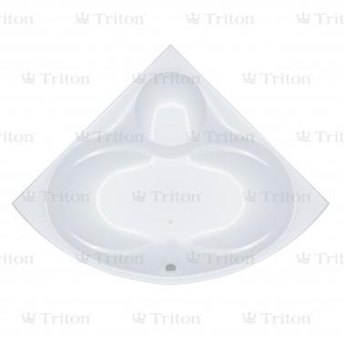 Акриловая ванна Triton комплект Сабина 1600х1600х680мм