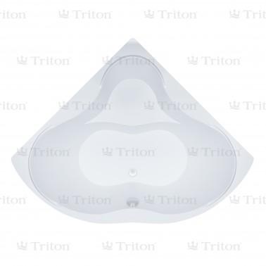 Акриловая ванна Triton комплект Медея 1430х1430х635мм