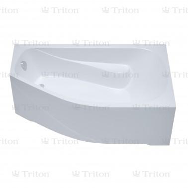 Акриловая ванна Triton комплект Скарлет (Левая) 1670х960х580мм
