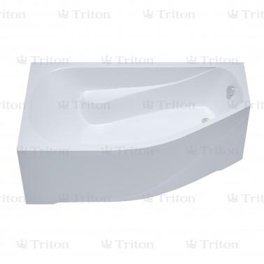 Акриловая ванна Triton комплект Скарлет (Правая) 1670х960х580мм