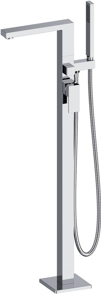 Смеситель напольный для ванны с душем Timo Selene 2210/00Y-CR chrome