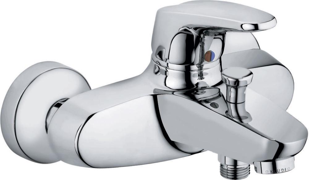 KLUDI OBJEKTA Однорычажный смеситель для ванны и душа, арт. 326530575