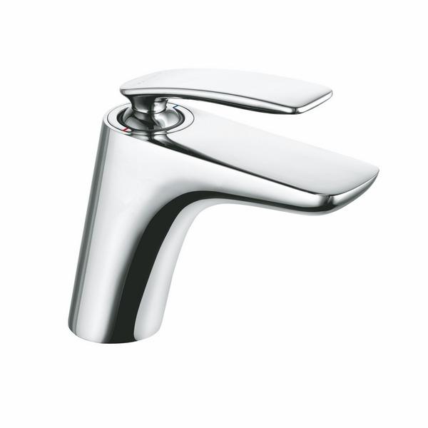 KLUDI BALANCE Однорычажный смеситель для раковины, без донного клапана, арт. 520260575