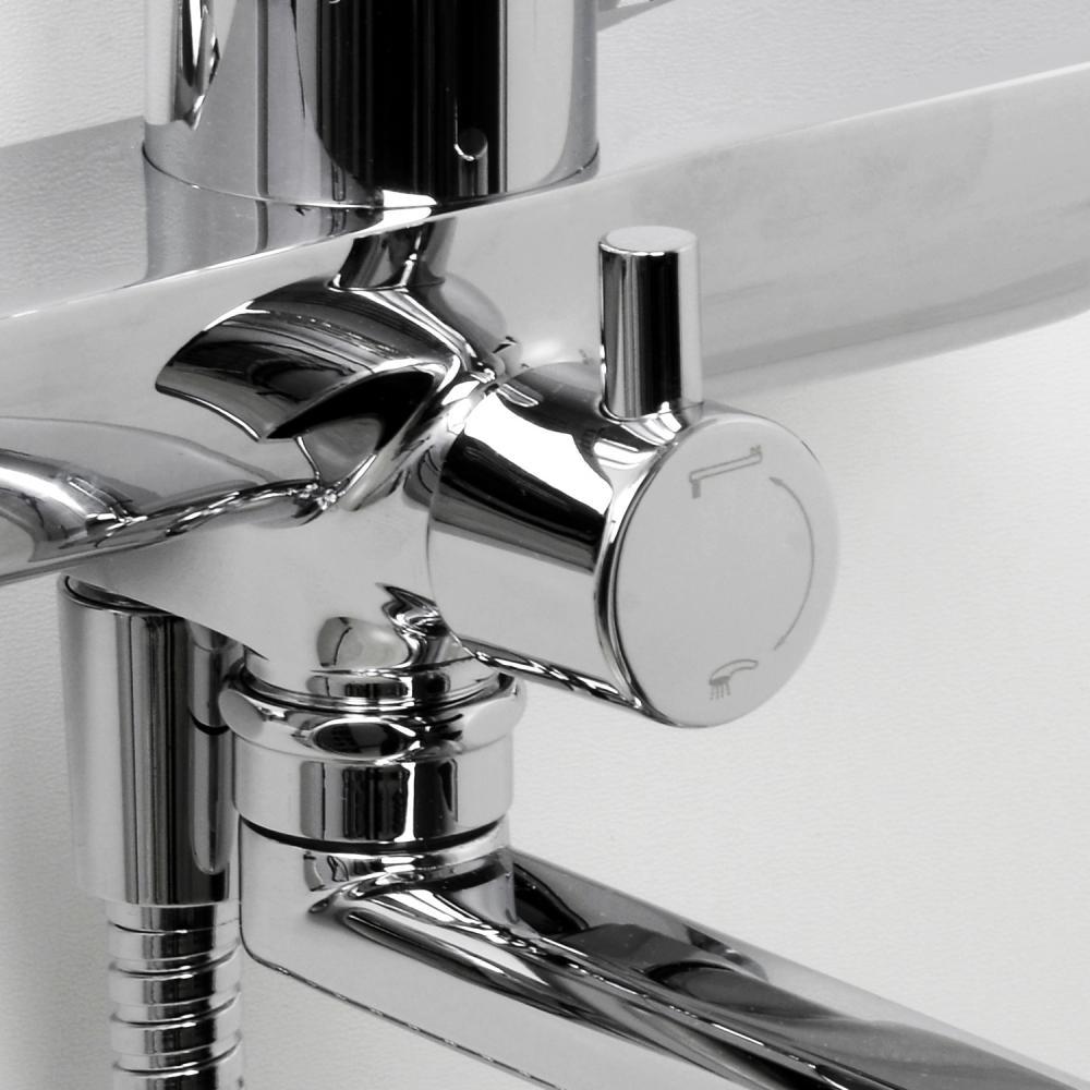 Смеситель WasserKRAFT Lippe 4502L ванны с длинным изливом
