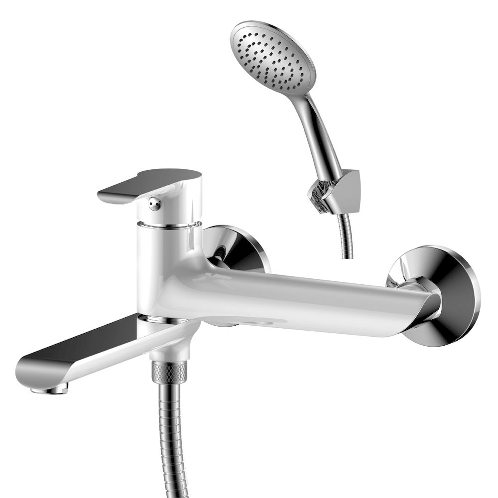 Смеситель Rossinka W35-33 для ванны
