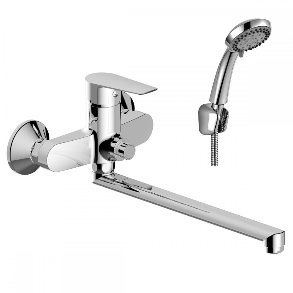 Смеситель Rossinka S35-35 для ванны универсальный