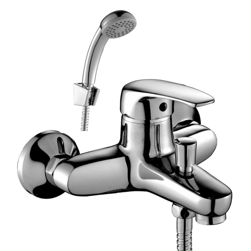 Смеситель Rossinka F40-31 для ванны