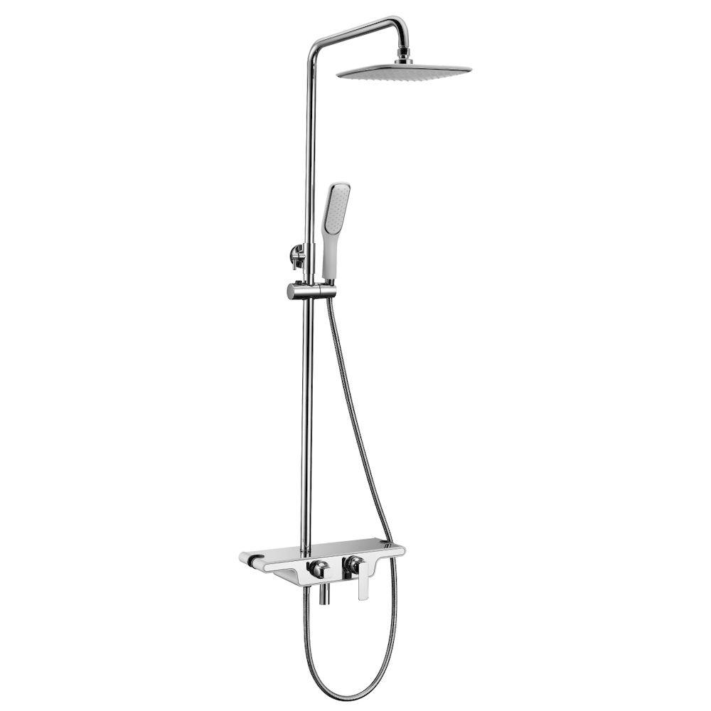 Смеситель Lemark Tropic LM7006С для ванны и душа