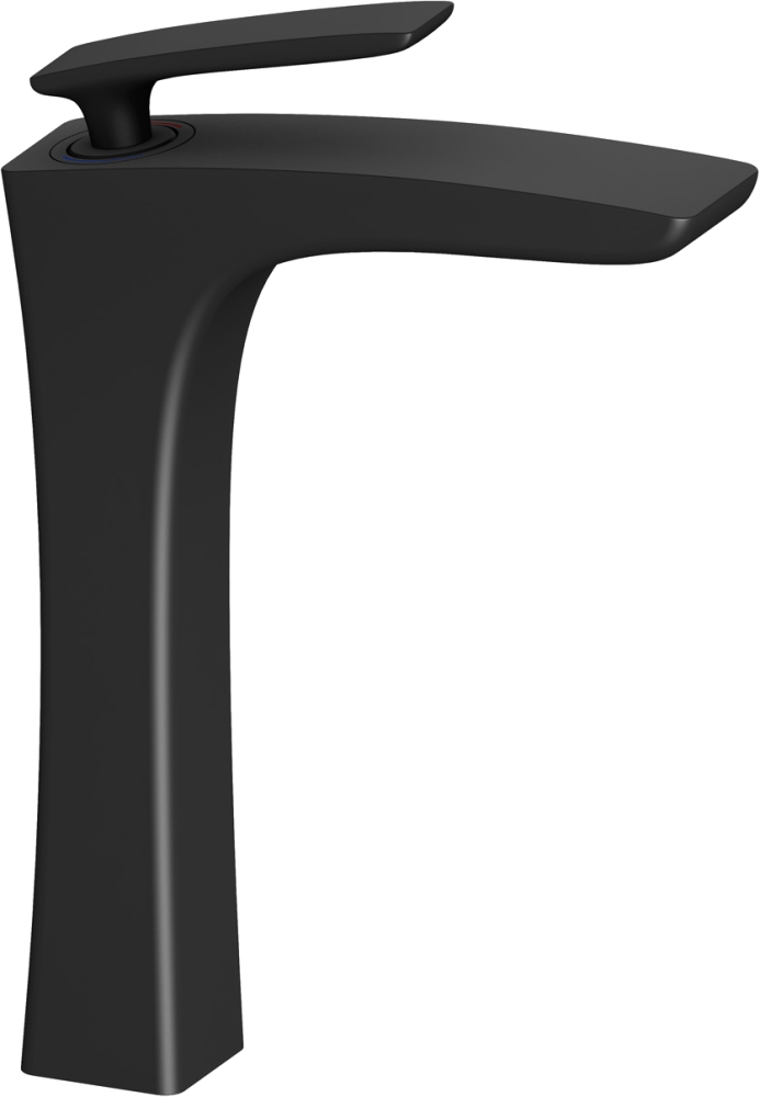 Смеситель для раковины-чаши Timo Helmi 4011/03F black