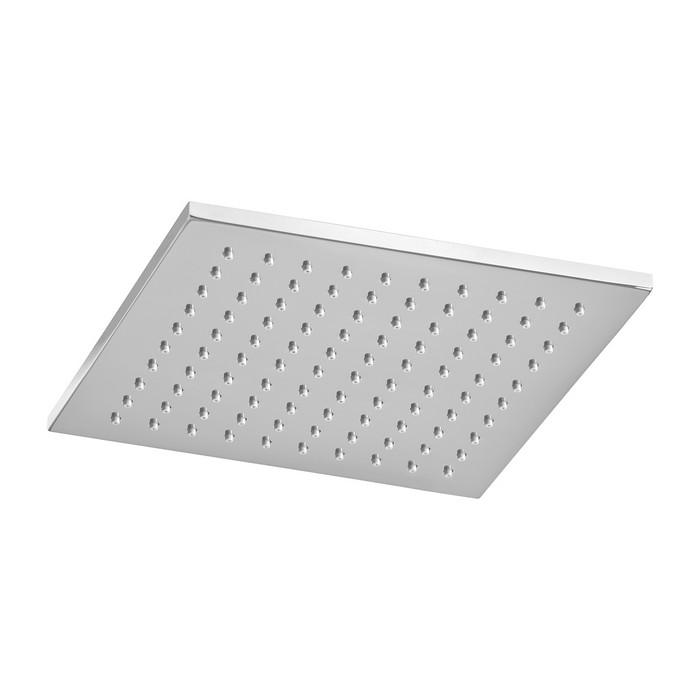 Верхний душ OMNIRES WG220CR 20х20 см (хром)