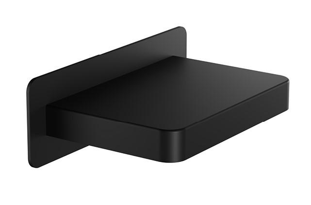 Излив настенный EXCELLENT Krotos (черный)
