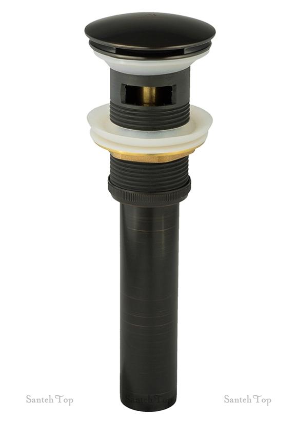 Донный клапан AltroBagno PU 070205 BrNe