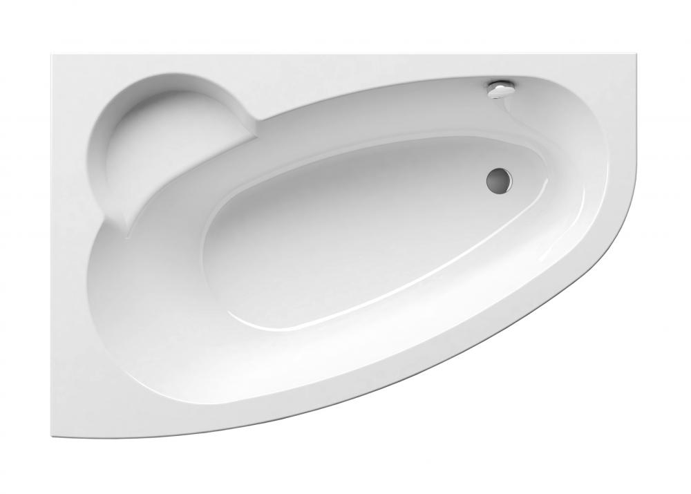 Ванна акриловая угловая Ravak Asymmetric 150x100 левая C441000000