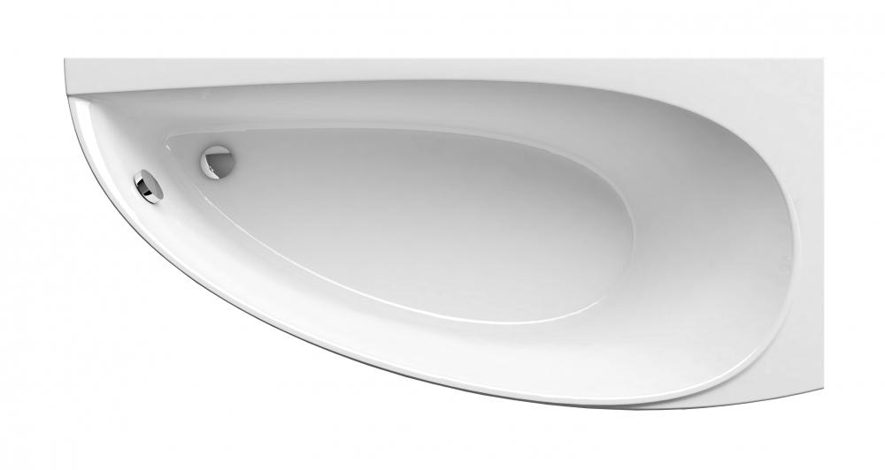 Ванна акриловая угловая Ravak AVOCADO 150x75 правая CS01000000