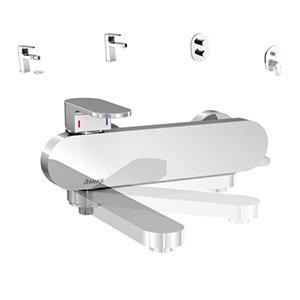 Смеситель для ванны Ravak CR 022.00/150 150 мм