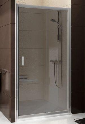 Душевая дверь раздвижная Ravak Blix BLDP2-120 см белый профиль, матовое стекло 0PVG0100ZG